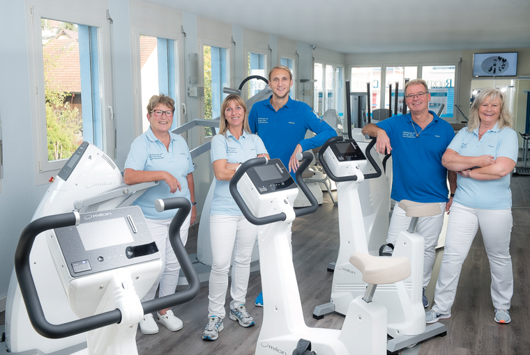 Team - Physiotherapie und Trainings-Center
